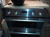 Electrolux Gas Hob and Double Bulit-in Oven