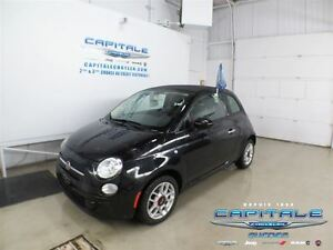 2013 Fiat 500C POP CABRIO*MAGS*CLIMATISATION*CD/MP3