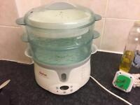 STEAM COOKER (TEFAL) FOR SALE