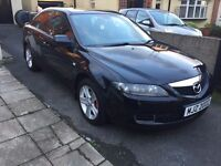 Mazda 6 1.8 TS, lovely driving car, MOT'd July 2017