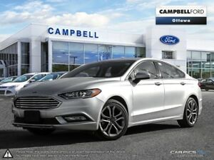 2017 Ford Fusion SE BEST BUY--MOONROOF