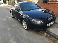 2002 AUDI TT QUTTRO 1.8LTRS PETROL £950 NO OFFERS NO SWAP CASH ASKING PRICE CALL 07404029829 NO TEXT