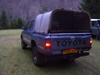 Wanted Toyota hilux pickup any age any condition
