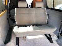 VW additional rear chairs