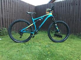 Boardman Pro FS Mountain Bike