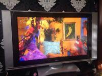 42' hitachi tv