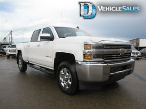 2016 Chevrolet SILVERADO 2500HD LT, 4x4, NO CREDIT CHECK FINANCI