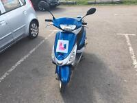 Pulse moped