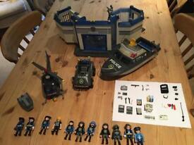 Playmobile Police Station