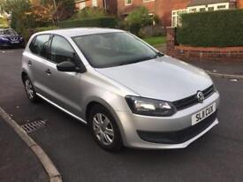 Volkswagen polo 1.2 petrol 5dr 2011