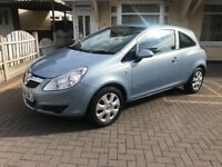 Corsa 1.2 2008! Drives superb! Not Clio ford polo micra Honda Peugeot Citroen Kia fiat