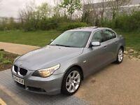 BMW 5 Series 2.5 525i SE 4d