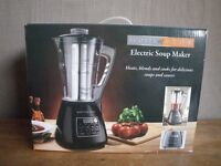 Electric Soup Maker. Brand new in box. Never used.
