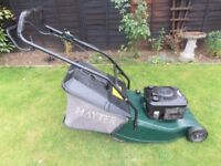 Hayter Harrier 48 Self Propelled Petrol Lawnmower