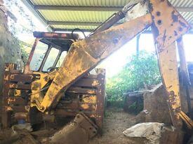 JCB 3D 11 Rear Digger