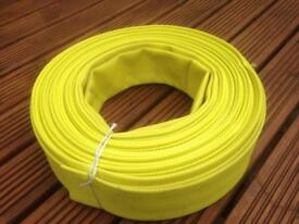 Lay flat 4 inch hose 28 mtrs