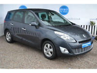 RENAULT GRAND SCENIC Ca't get car finance? Bad credit, unemloyed? We can help!