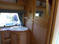 ABBEY EXPRESSION 470 2002 Touring Caravan.