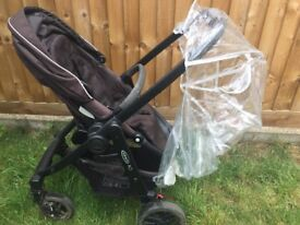 Graco Evo pram/pushchair & car seat