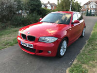 Diesel -- BMW 1 Series 2.0 118d M Sport 5dr -- Part Exchange Welcome -- Drives Good
