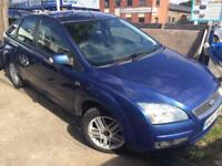 Ford Focus ghia 2.0 diesel 2006 start&drives 4 new tyres