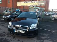 Toyota Avensis 1.8 VVT-i Colour Collection 5dr FULL DEALER SERVICE HISTORY,
