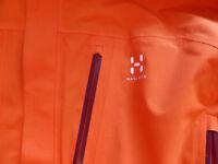 Hagloffs Mens Glade Mountain/Snowboarding Jacket - Medium