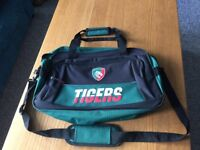 Leicester Tigers hold-all bag