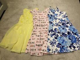 Girls 7 item Clothing Bundle - Age 8
