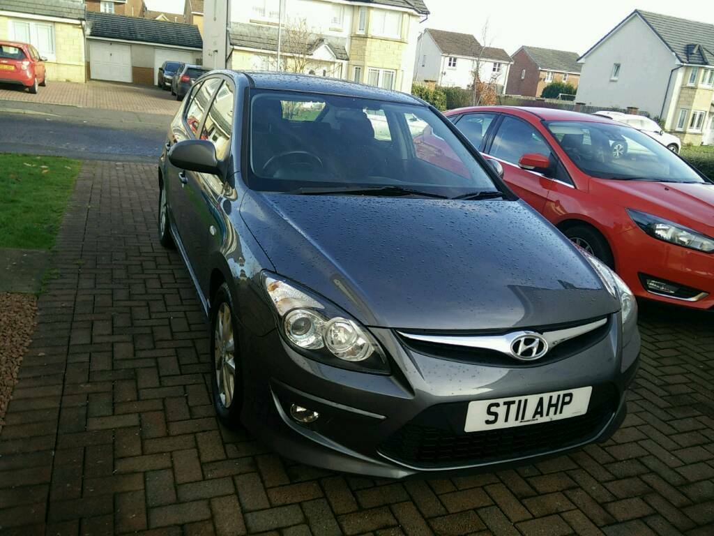 2011 Hyundai i30 Comfort, excellent condition,full electric windows,  Alloys, only £