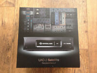 Universal Audio UAD-2 Satellite Thunderbolt QUAD Core BRAND NEW SEALED + plugins