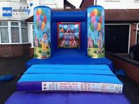 Model My Party - Bouncy Castle Hire Birmingham - Soft Play and Furniture Hire - Prices from £45