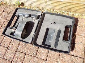Back box and wall chasing installation kit