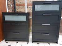 Ikea Brimnes chest of drawers