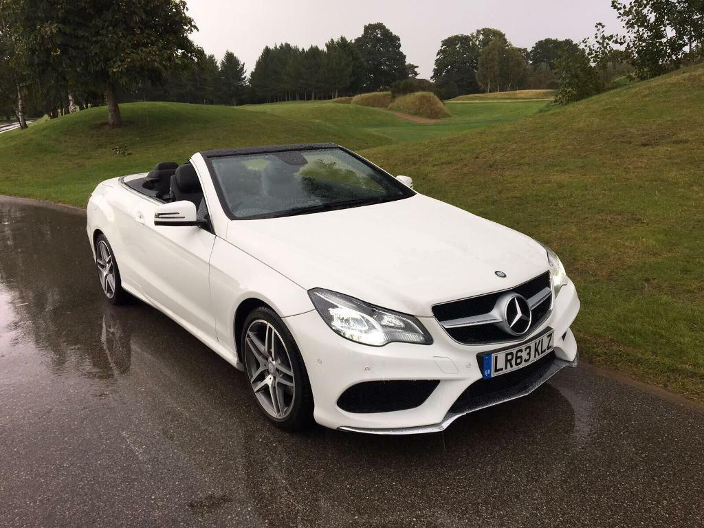 2013 mercedes benz e220 cdi amg sport 1 owner fsh in reading berkshire gumtree. Black Bedroom Furniture Sets. Home Design Ideas