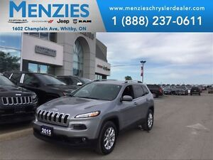 2015 Jeep Cherokee North 4x4, Pan Roof, Bluetooth, Clean Carproo