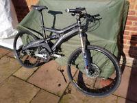 MARIN ATTACK TRAIL all terrain mountain bike