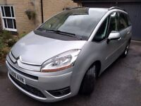 Citroen C4 Grand Picasso 2009 - Spares or Repair (81K Miles)