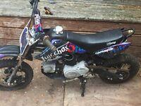 Stomp pit bike spares or repair