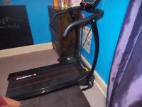 Confidence Power Trac Motorised Treadmill 3 Manual Incline Settings -as new