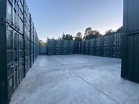 Container Self Storage Units to rent Hertfordshire, Watford, Goffs oak, North London