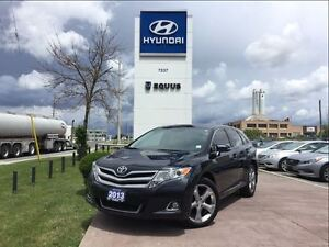 2013 Toyota Venza Base V6 - WITH BLUETOOTH, HEATED SEATS