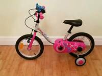 Small kids bicycle