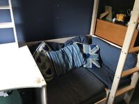 Cabin bed/high sleeper