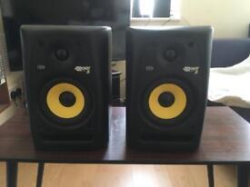 Pair of KRK Rokit 5 Monitors/Speakers.