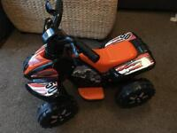 Quad bike for toddlers