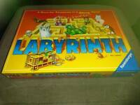 Labyrinth the Boardgame By Ravensburger brand new