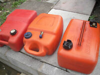 outboard fuel tanks