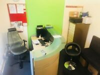 Office room to rent in Whitechapel, E1 (Minicab office or other)