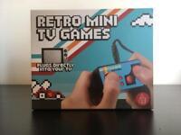 Retro Mini Tv Games - NEW!